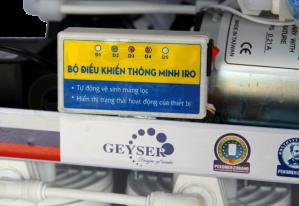 Geyser RN415_Den bao che do hoat dong